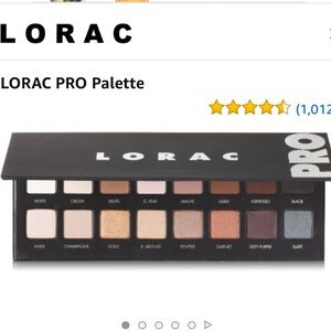 Lorac Pro Palette used once